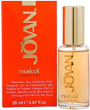 Parfumuri și produse cosmetice Jovan Musk Oil - Ulei parfumat