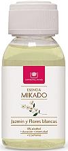 """Parfumuri și produse cosmetice Refill pentru difuzorul aromatic """"Iasomie și Flori albe"""" - Cristalinas Reed Diffuser Refill"""