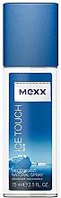 Parfumuri și produse cosmetice Mexx Ice Touch Man - Deodorant parfumat