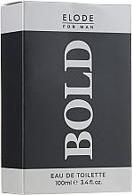Parfumuri și produse cosmetice Elode Bold - Apă de toaletă