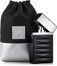 """Parfumuri și produse cosmetice Husă cadou pentru parfumuri, neagră """"Perfume Dress"""" - MakeUp"""