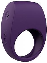 Parfumuri și produse cosmetice Inel vibrator pentru cupluri, mov - Lelo Homme Tor 2 Purple
