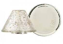Духи, Парфюмерия, косметика Абажур и подставка для большой свечи - Yankee Candle Kensington Large Shade & Tray