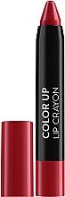 Parfumuri și produse cosmetice Помада-карандаш - Flormar Color Up Lip Crayon