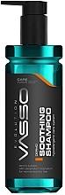 Parfumuri și produse cosmetice Șampon - Vasso Professional Shooting Hair Shampoo Dermo