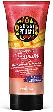 "Parfumuri și produse cosmetice Balsam de corp ""Piersic și Mango"" - Farmona Tutti Frutti Nourishing Body Balm Peach & Mango"