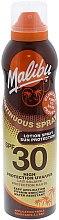 Духи, Парфюмерия, косметика Солнцезащитное лосьон-спрей для тела - Malibu Continuous Lotion Spray Sun Protection SPF 30