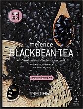 Parfumuri și produse cosmetice Mască de față - Mediheal Meience Blackbean Tea Mask