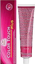 Духи, Парфюмерия, косметика Краска для волос безаммиачная - Wella Professionals Color Touch Plus