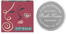 """Parfumuri și produse cosmetice Balsam de buze """"Prune suculente"""" - Bath House Jucy Plum Lip Balm"""