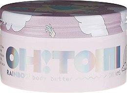 "Масло для тела ""Радуга"" - Oh!Tomi Dreams Rainbow Body Butter  — фото N2"