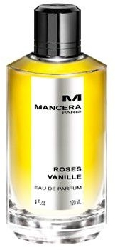Mancera Roses Vanille - Apă de parfum (mostră)