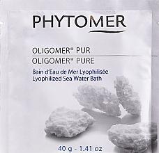 Parfumuri și produse cosmetice Baie de apă de mare liofilizată - Phytomer Oligomer Lyophilized Seawater Bath