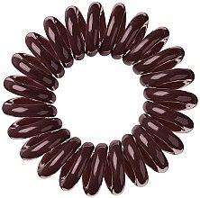 Parfumuri și produse cosmetice Elastic de păr - Invisibobble Chocolate Brown