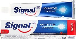 Parfumuri și produse cosmetice Pastă de dinți - Signal White System Toothpaste