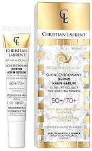 Parfumuri și produse cosmetice Концентрированная дермокрем-сыворотка под глаза 50/70+ - Christian Laurent Botulin Revolution Concentrated Dermo Cream-Serum