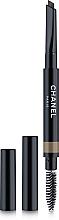Parfumuri și produse cosmetice Creion impermeabil pentru sprâncene - Chanel Stylo Sourcils Waterproof Eyebrow Pencil