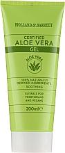 "Parfumuri și produse cosmetice Гель для тела ""Алоэ вера"" - Holland & Barrett Certified Aloe Vera Gel"