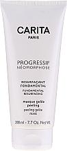 Parfumuri și produse cosmetice Mască-peeling pentru față - Carita Progressif Neomorphose Fundamental Resurfacing Gel Peeling Mask