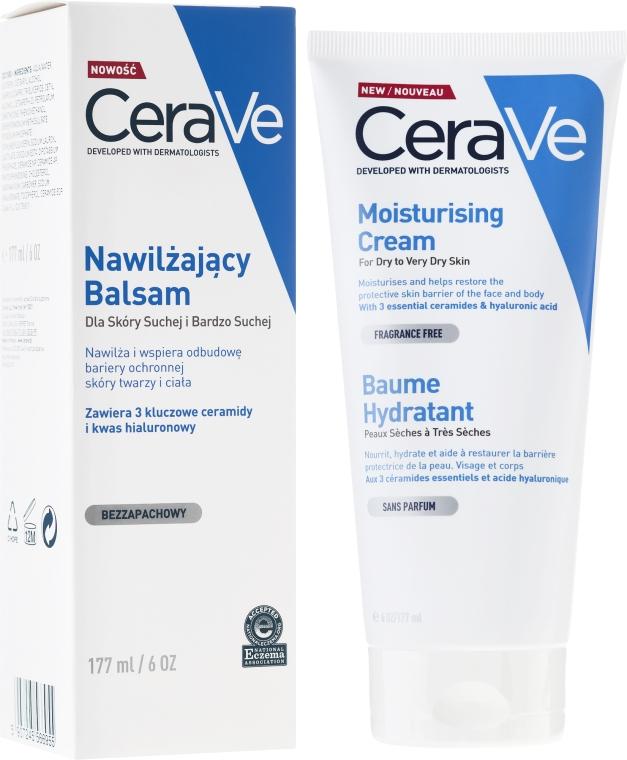 Balsam hidratant pentru pielea uscată - CeraVe