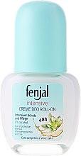 "Parfumuri și produse cosmetice Deodorant cremos ""Intensiv"" - Fenjal Intensive Creme Deo Roll-On 48H"