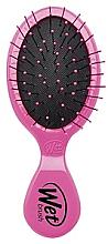 Parfumuri și produse cosmetice Perie de păr, roz - Wet Brush Mini Squirt Classic