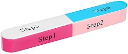 Parfumuri și produse cosmetice Buffer pentru unghii - Tools For Beauty 7-way Nail Buffer Block