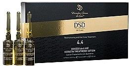 Parfumuri și produse cosmetice Loțiune revitalizantă cu cheratină Dixidox De Luxe N 4.4 - Divination Simone De Luxe Dixidox De Luxe Keratin Treatment Lotion