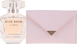 Parfumuri și produse cosmetice Elie Saab Le Parfum - Set (edp/50ml + pouch)