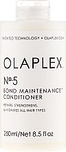 "Parfumuri și produse cosmetice Balsam ""Sistem de protecție pentru păr"" - Olaplex No 5 Bond Maintenance Conditioner"