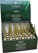 Parfumuri și produse cosmetice Ulei nutritiv pentru păr - Rene Furterer Karite Nutri Treatment Dry Hair