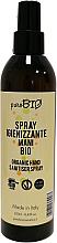 Parfumuri și produse cosmetice Spray antibacterian pentru mâini - PuroBio Cosmetics Hand Sanitiser Spray