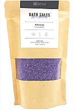 "Духи, Парфюмерия, косметика Sare de baie ""Pure Energy"", lavandă - IDC Institute Bath Salts Relaxing Lavender"