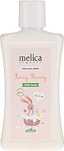 """Parfumuri și produse cosmetice Spumă de baie """"Bunny"""" - Melica Organic Funny Bunny Bath Foam"""