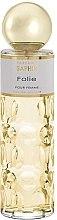 Parfumuri și produse cosmetice Saphir Parfums Folie - Apă de parfum (tester cu capac)