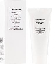 Parfumuri și produse cosmetice Очищающий скраб для лица - Comfort Zone Essential Scrub