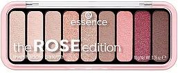 Духи, Парфюмерия, косметика Палетка теней для век - Essence The Rose Edition Eyeshadow Palette
