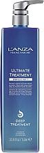 Parfumuri și produse cosmetice Mască regenerantă pentru păr - Lanza Ultimate Treatment Step 2 Deep Treatment