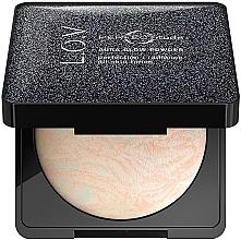 Parfumuri și produse cosmetice Сияющая пудра для лица - L.O.V Perfectitude Aura Glow Powder