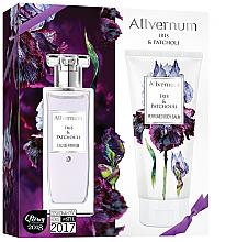 Parfumuri și produse cosmetice Allverne Iris & Patchouli - Set (edp/50ml + b/lot/200ml)