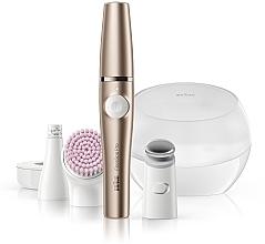 Parfumuri și produse cosmetice Epilator pentru față, turcoaz - Braun FaceSpa Pro 921