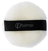 Parfumuri și produse cosmetice Burete pentru pudră - Flormar Loose Powder Puff