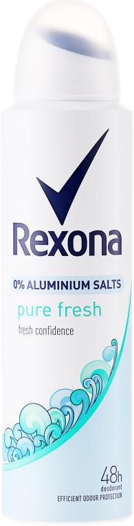 "Deodorant-spray ""Pure Fresh"" - Rexona Deodorant Spray"