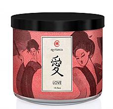Parfumuri și produse cosmetice Kringle Candle Zen Love - Lumânare aromată