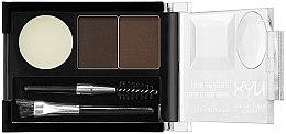 Parfumuri și produse cosmetice Fard pentru spâncene - NYX Professional Makeup Eyebrow Cake Powder