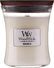 Parfumuri și produse cosmetice Lumânare aromatică - WoodWick Hourglass Candle Magnolia