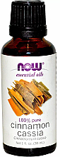 Parfumuri și produse cosmetice Ulei esențial de scorțișoară cassia - Now Foods Essential Oils 100% Pure Cinnamon Cassia