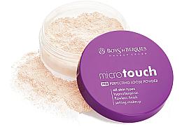 Parfumuri și produse cosmetice Pudră de față - Boys'n Berries Loose Powder Micro Touch