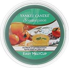 Parfumuri și produse cosmetice Ceară aromată - Yankee Candle Alfresco Afternoon Easy Melt Cup