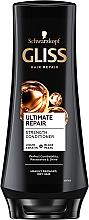 "Parfumuri și produse cosmetice Balsam "" Regenerare intensivă"" - Schwarzkopf Gliss Kur Ultimate Repair Balsam"